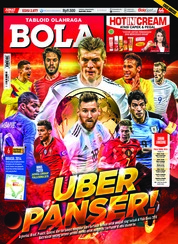 Tabloid Bola Sabtu / ED 2877 JUN 2018