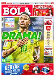 Tabloid Bola Sabtu / ED 2884 JUL 2018