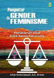 Cover Pengantar Gender dan Feminisme oleh