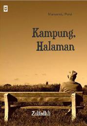 Cover Kampung Halaman oleh