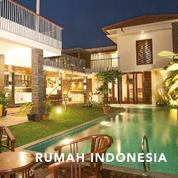 Cover RUMAH INDONESIA Karya Arsitek Indonesia oleh