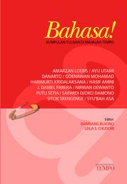 Cover Bahasa! Kumpulan 69 Tulisan Bahasa di Majalah TEMPO oleh