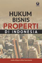 Cover Hukum Bisnis Properti Indonesia oleh