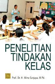 Cover Penelitian Tindakan Kelas oleh