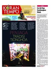 Koran TEMPO / 17 FEB 2018