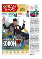 Koran TEMPO / 24 FEB 2018