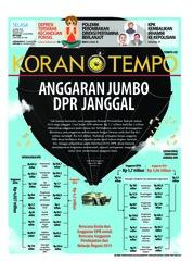 Koran TEMPO / 24 APR 2018