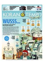 Koran TEMPO / 12 JUN 2018