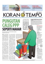 Koran TEMPO / 16 OCT 2018