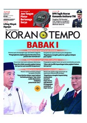 Koran TEMPO / 18 JAN 2019