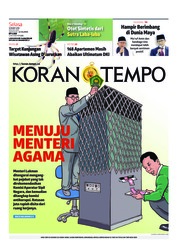 Koran TEMPO / 19 MAR 2019
