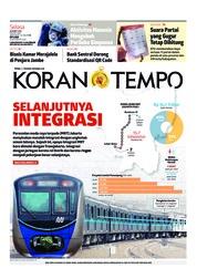 Koran TEMPO / 26 MAR 2019
