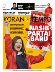 Koran TEMPO / 22 APR 2019