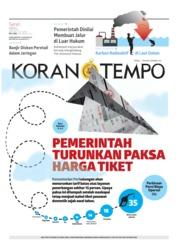 Koran TEMPO / 13 MAY 2019