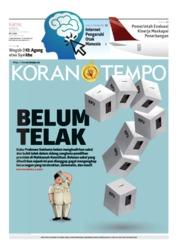 Koran TEMPO / 20 JUN 2019