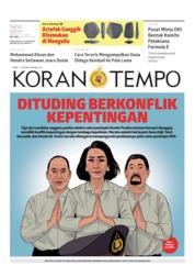 Koran TEMPO / 26 AUG 2019