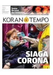 Koran TEMPO / 27 JAN 2020