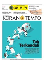 Koran TEMPO / 27 MAR 2020
