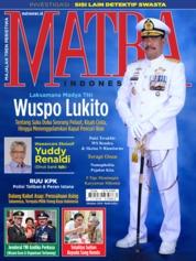Cover Majalah MATRA INDONESIA / OCT 2019