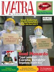 Cover Majalah MATRA INDONESIA / MAY 2020