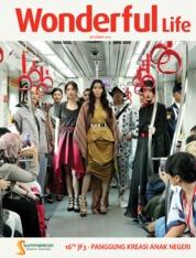 Cover Majalah Wonderful Life / DEC 2019