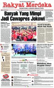Rakyat Merdeka / 18 FEB 2018