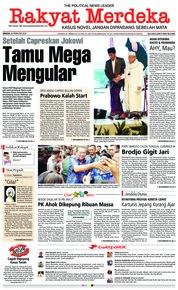 Rakyat Merdeka / 25 FEB 2018