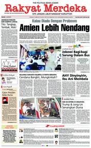 Rakyat Merdeka / 12 JUN 2018