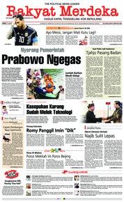 Rakyat Merdeka / 21 JUN 2018