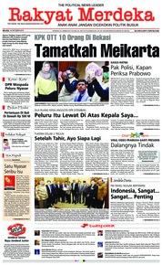 Rakyat Merdeka / 16 OCT 2018