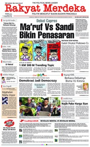 Rakyat Merdeka / 14 JAN 2019