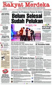 Rakyat Merdeka / 18 JAN 2019