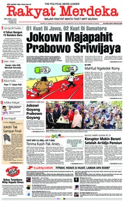 Rakyat Merdeka / 26 MAR 2019