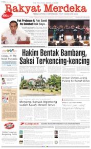 Rakyat Merdeka / 20 JUN 2019