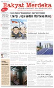 Rakyat Merdeka / 16 AUG 2019