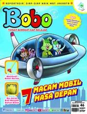 Cover Majalah Bobo ED 46 Februari 2019