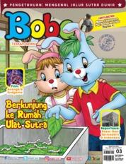 Cover Majalah Bobo ED 03 April 2019