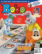 Bobo Magazine Cover ED 07 May 2019