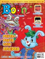 Bobo Magazine Cover ED 42 January 2020