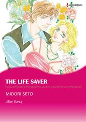 Cover THE LIFE SAVER oleh