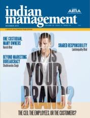 indian management / DEC 2019