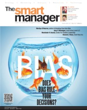 The Smart Manager / MAR-APR 2019