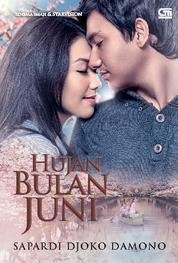 Hujan Bulan Juni (Sebuah Novel - Cover Film)
