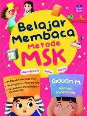 Cover Belajar Membaca Metode MSK oleh