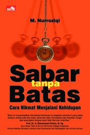 Cover Sabar tanpa Batas oleh