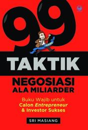 99 Taktik Negosiasi Ala Miliarder