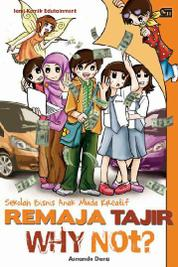 Cover Remaja Tajir Why Not oleh