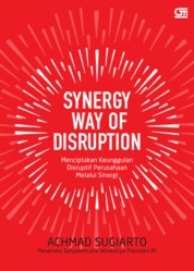 Cover Synergy Way of Disruption oleh