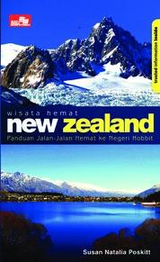 Cover Wisata Hemat: New Zealand oleh