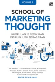 Cover School of Marketing Thought 1 oleh Sri Rahayu dkk